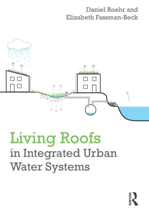 Living Roofs in Integrated Urban Water Systems book cover