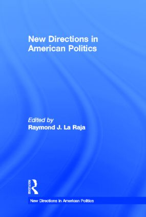 New Directions in American Politics book cover