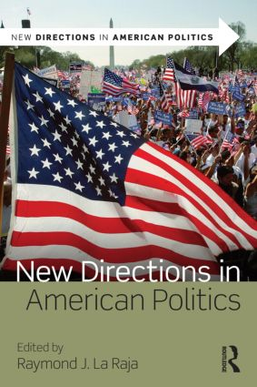 New Directions in American Politics (Paperback) book cover