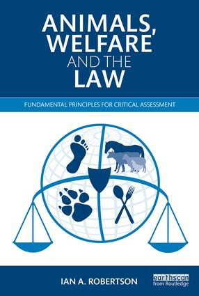 Animals, Welfare and the Law: Fundamental Principles for Critical Assessment book cover
