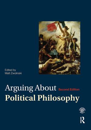 Arguing About Political Philosophy: 2nd Edition (Paperback) book cover