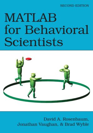 MATLAB for Behavioral Scientists, Second Edition book cover