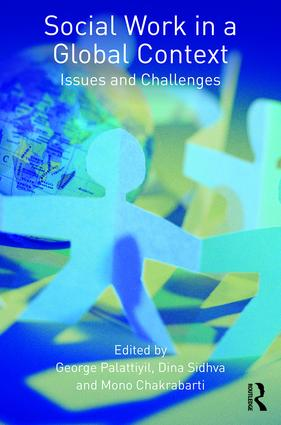 Social Work in a Global Context: Issues and Challenges book cover