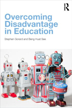 Overcoming Disadvantage in Education (Paperback) book cover