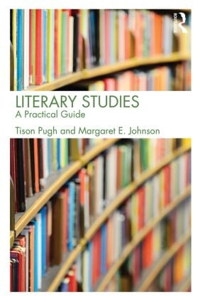 Literary Studies: A Practical Guide, 1st Edition (Paperback) book cover