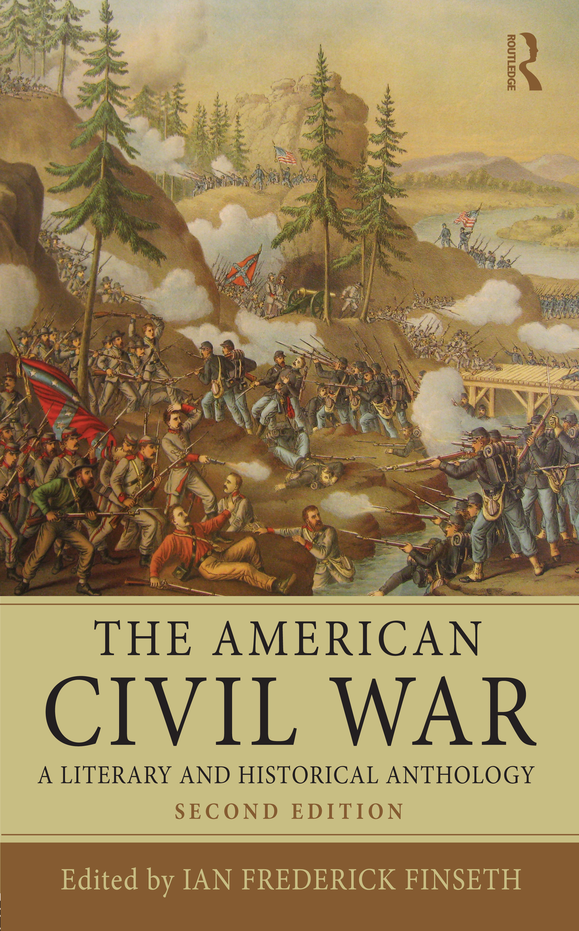 The American Civil War: A Literary and Historical Anthology, 2nd Edition (Paperback) book cover