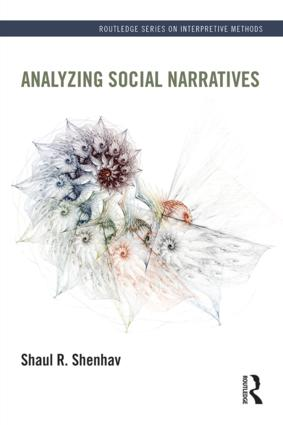 Analyzing Social Narratives: 1st Edition (Paperback) book cover