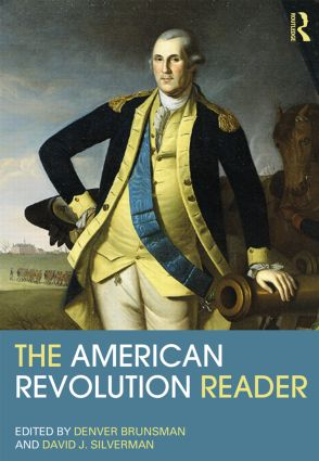 The American Revolution Reader (Paperback) book cover