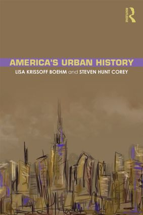 America's Urban History (Paperback) book cover
