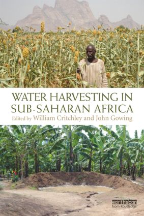 Water Harvesting in Sub-Saharan Africa book cover