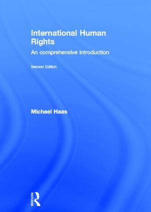 International Human Rights: A Comprehensive Introduction, 2nd Edition (Hardback) book cover
