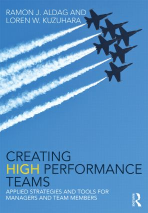 Creating High Performance Teams: Applied Strategies and Tools for Managers and Team Members book cover