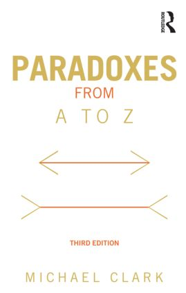 Paradoxes from A to Z: 3rd Edition (Paperback) book cover