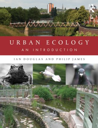 Urban Ecology: An Introduction book cover