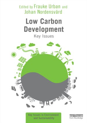 Low Carbon Development: Key Issues (Paperback) book cover