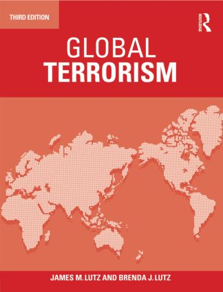 Global Terrorism: 3rd Edition (Paperback) book cover
