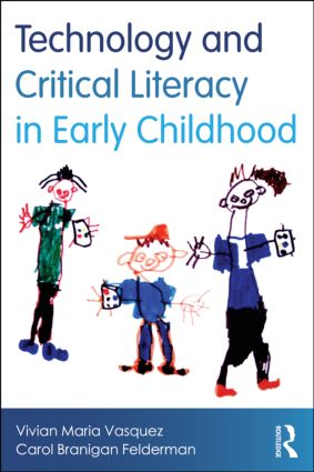 Technology and Critical Literacy in Early Childhood (Paperback) book cover