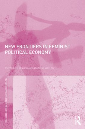 New Frontiers in Feminist Political Economy (Paperback) book cover