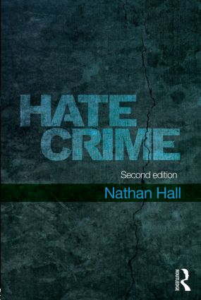 Hate Crime: 2nd Edition (Paperback) book cover