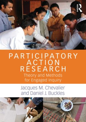 Participatory Action Research: Theory and Methods for Engaged Inquiry (Paperback) book cover