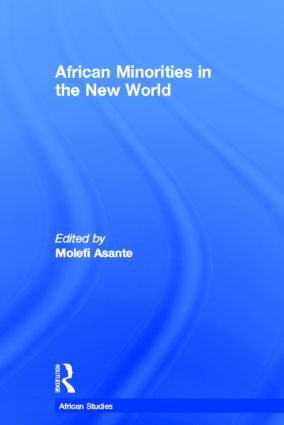 African Minorities in the New World (Paperback) book cover