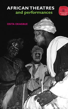 African Theatres and Performances (Paperback) book cover