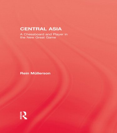 Central Asia: 1st Edition (Paperback) book cover