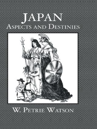 Japan Aspects & Destinies: 1st Edition (Paperback) book cover