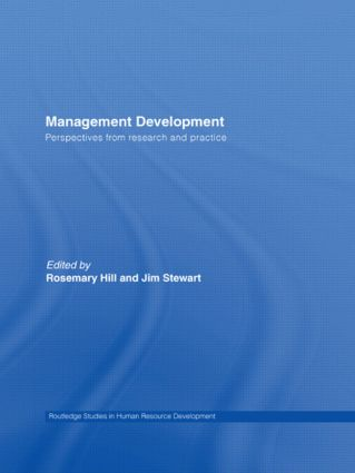 Management Development: Perspectives from Research and Practice book cover