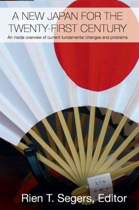 A New Japan for the Twenty-First Century: An Inside Overview of Current Fundamental Changes and Problems (Paperback) book cover
