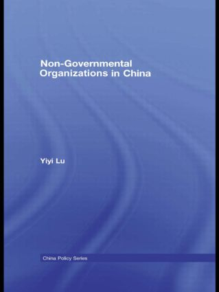 Non-Governmental Organisations in China (Paperback) book cover