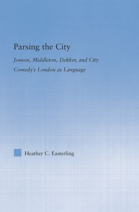 Parsing the City