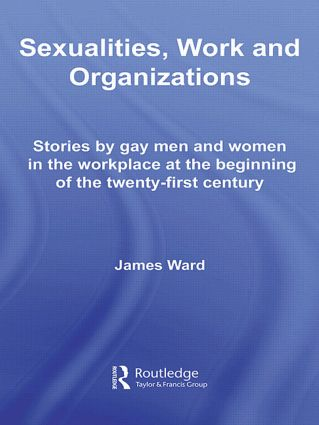 Sexualities, Work and Organizations (Paperback) book cover