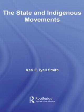 The State and Indigenous Movements (Paperback) book cover
