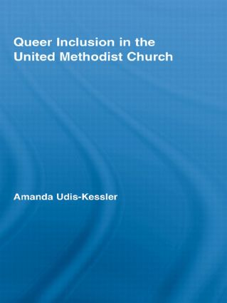 Queer Inclusion in the United Methodist Church (Paperback) book cover