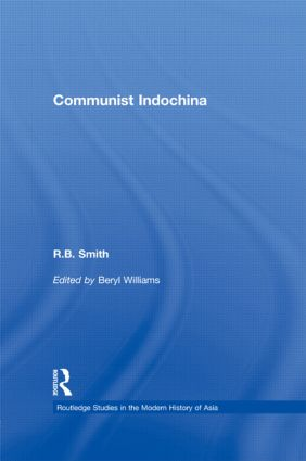 Communist Indochina (Paperback) book cover
