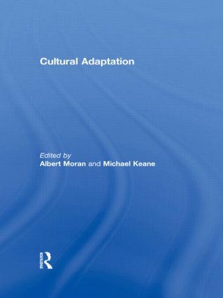 Cultural Adaptation (Hardback) book cover