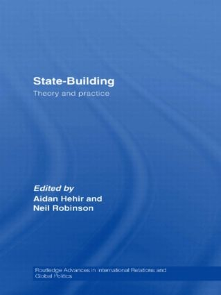State-Building: Theory and Practice (Paperback) book cover