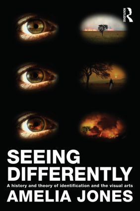 Seeing Differently: A History and Theory of Identification and the Visual Arts (Paperback) book cover