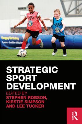 Strategic Sport Development book cover