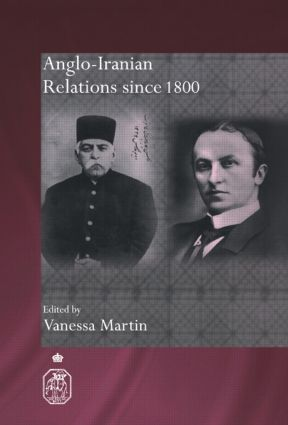 Anglo-Iranian Relations since 1800 (Paperback) book cover