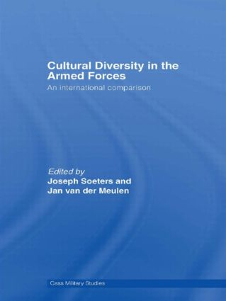 Cultural Diversity in the Armed Forces: An International Comparison (Paperback) book cover