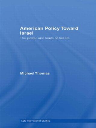 American Policy Toward Israel