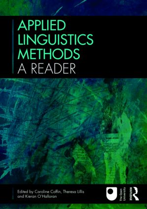 Applied Linguistics Methods: A Reader (Paperback) book cover