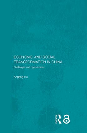 Economic and Social Transformation in China: Challenges and Opportunities (Paperback) book cover
