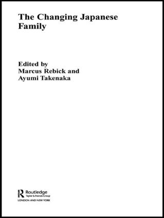 The Changing Japanese Family