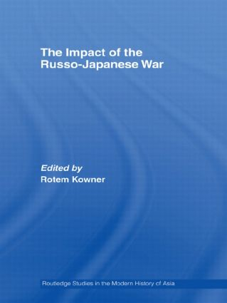 The Impact of the Russo-Japanese War (Paperback) book cover