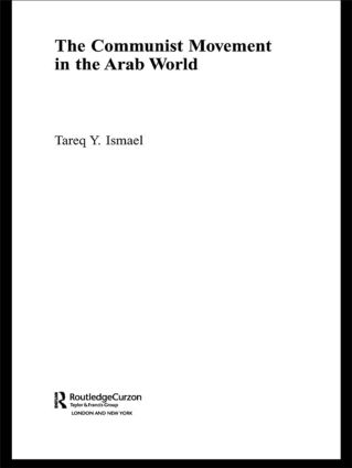 The Communist Movement in the Arab World (Paperback) book cover