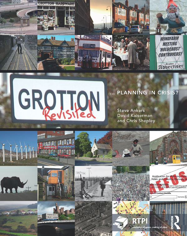 Grotton Revisited: Planning in Crisis? (Paperback) book cover