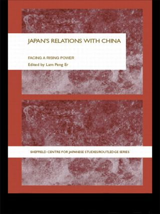Japan's Relations With China: Facing a Rising Power book cover